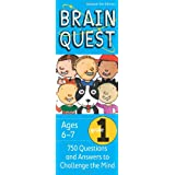 Brain Quest Grade 1, revised 4th edition: 750 Questions and Answers to Challenge the Mind