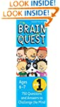 Brain Quest Grade 1, revised 4th edit...