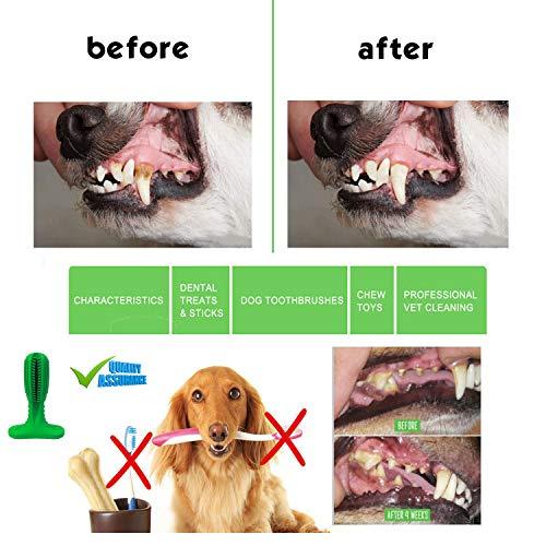UPBASICN-Dog-Toothbrush-Stick-Bite-Brushing-Stick-Cleaning-Interactive-Nontoxic-Bite-Resistant-Natural-Rubber-Dental-Hygiene-Brushes