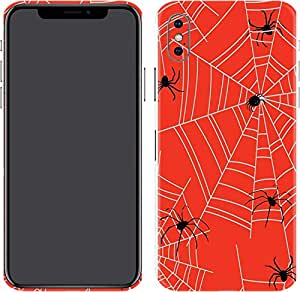 Switch iPhone X Skin Spiders 01