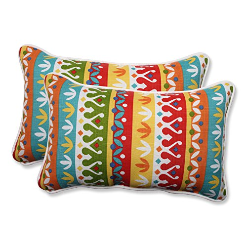 Pillow Perfect Outdoor Cotrell Rectangular