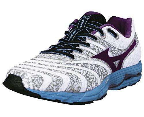 Mizuno Wave Sayonara 2 Womens Zapatillas Para Correr Gris