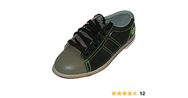 Linds Womens 300 Classic Glow Bowling Shoes Laces 10