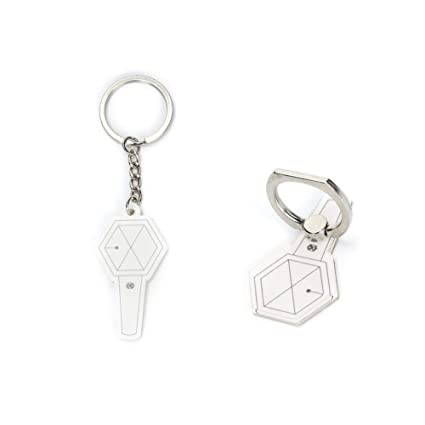 Amazon.com: Kpop BTS EXO Seventeen GOT7 Wanna One - Anillo ...