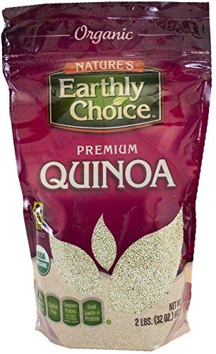 Natures Earthly Choice Organic Quinoa  32 Ounce