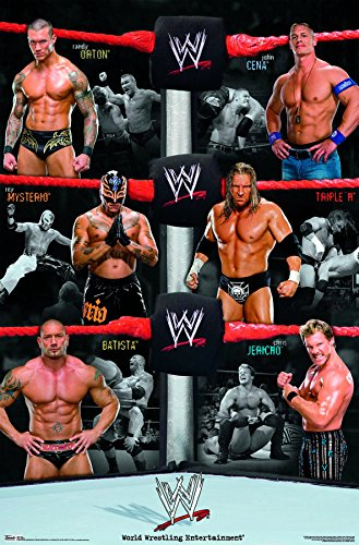 (Trends International WWE Group Wall Poster 22.375