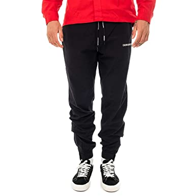 brand new 75421 45f4d Calvin Klein Pantalone Uomo Cotton Nylon Track P J30J312506 ...