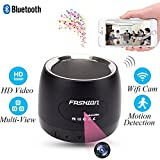 HD 1080P Wifi Spy Camera Bluetooth Speakers Hidden - Best Reviews Guide