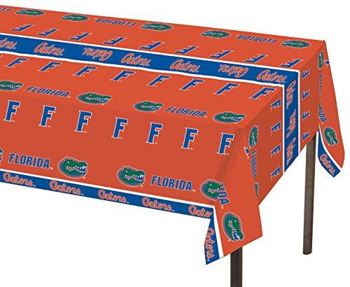 Creative Converting University of Florida Gators Tablecloth 724698