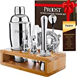 Proost 14-piece Cocktail Shaker Set with Stand
