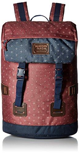 Burton Tinder Backpack, Mandana Print (Bag Pink Snowboard)