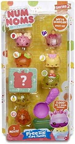 Amazon.es: Num Noms- Deluxe Pack Series 2 Freezie Pops Family Muñecos coleccionables y Playsets, Multicolor (Bandai 544081), color/modelo surtido: Juguetes y juegos