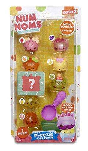 Num Noms - Ice Cream Sundae Sampler, Juego para cocinar (Bandai 541646): Amazon.es: Juguetes y juegos