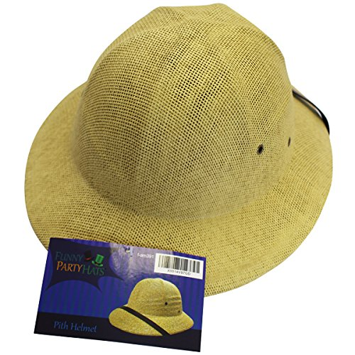 Pith Hat Helmet by Funny Party Hats (Image #4)