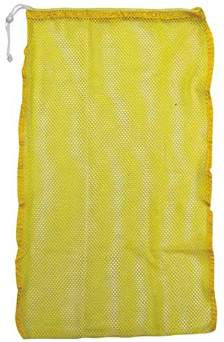 (Trident Diving Equipment Mesh Drawstring Goodie Scuba Diving and Lobster Bag- Large)