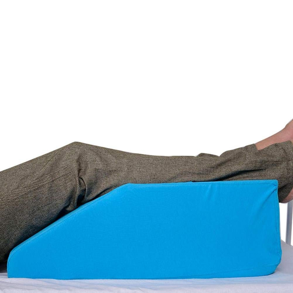 GaoFan Elevating Leg Pad,Double Lower Limb Supportive Foam Wedge Pillow Removable,for Post-Surgery, Leg Pain, Sciatica Pain Relief