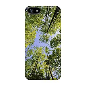 Excellent Design Grass Trees In A Forest Million Com Case Cover For Iphone 5/5s