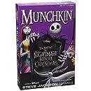 Munchkin Nightmare Before Christmas Card Game