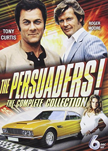 The Persuaders: The Classic Cult Adventure - Bond Gold Sheer