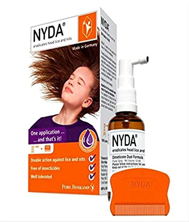 Buy Nyda Head Lice Remover Hair Treatment Online At Low Prices In