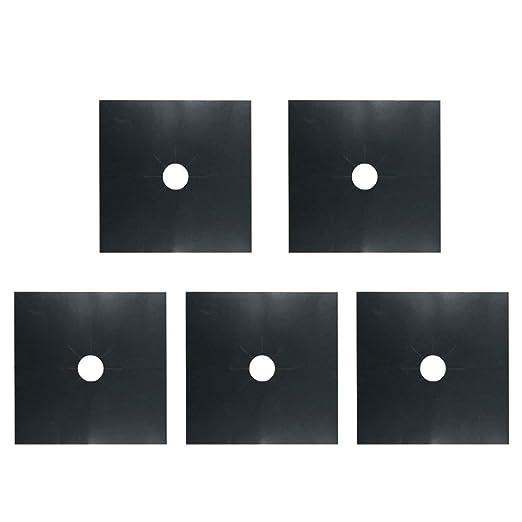 Hemoton 5 piezas 0.2mm negro duradero quemador de estufa de ...