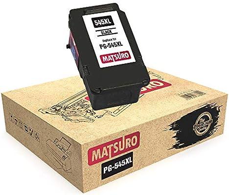 Matsuro Original | Compatible Remanufactured Cartucho de Tinta ...