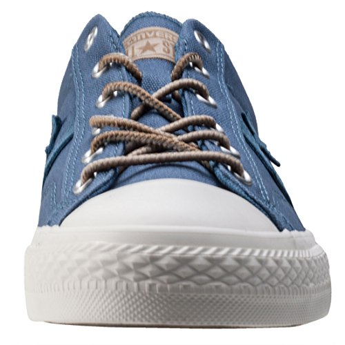 Ox a Converse Sneaker Basso Donna Ctas Blu Collo FwF15x8