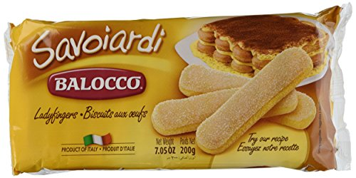 Balocco Savoiardi Ladyfingers (7.05 Oz) (Savoiardi Italian Ladyfingers compare prices)