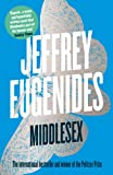 Front cover for the book Middlesex by Jeffrey Eugenides