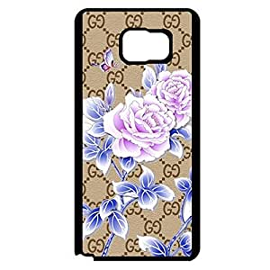 Stylish Image Gucci Phone Case Cover For Samsung Galaxy Note 5 Gucci Design