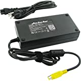 Super Power Supply® AC / DC Laptop Adapter Cord for Toshiba Qosmio X875-Q7390, X75-A7298, X75-A7295, X70-ABT3G22, X875-Q7190, X70-AST3GX1, X875-Q7380, X305-Q701, X305-Q705, X75-A7180, X70-ABT2G22, X505-Q870, X775-Q7270, X70-AST2GX1, X75-A7170, X505-Q894, X505-Q880, X505-Q898, X505-Q890; Satellite X205-SLI1, X205-S9800, X205-S9349, X205-S7483; Tecra Workstation W50-A1500 Netbook Notebook Battery Plug