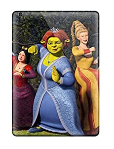 (RtpLcFp26466AHtYP)durable Protection Case Cover For Ipad Air(fiona And The Princesses)