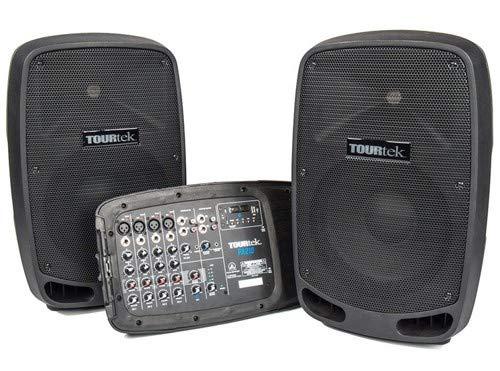 (Tourtek PA210 Portable PA System)