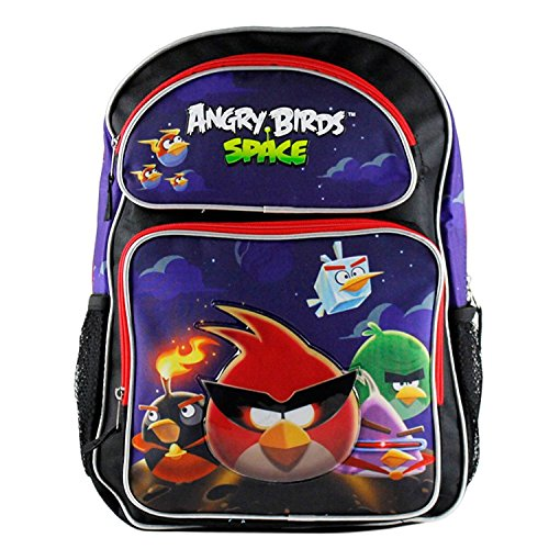 Angry Birds Space Large Backpack tote bag school