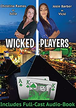 Wicked Players: Includes 2-hour Audio Book (via download) by [Kyriazi, Paul]