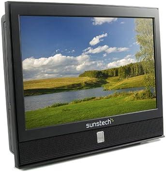 Sunstech TLEXI1355HD - Televisor, pantalla LED, 13 pulgadas, DVD integrado, 1280x800 pixels, sintonizador TDT Hd Ready: Amazon.es: Electrónica