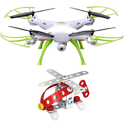 SYMA-Upgraded-Version-X5HC-4-CH-24GHz-6-Axis-RC-Quadcopter-With-2MP-HD-Camera-AUTO-Hovering-Headless-Mode-Drone