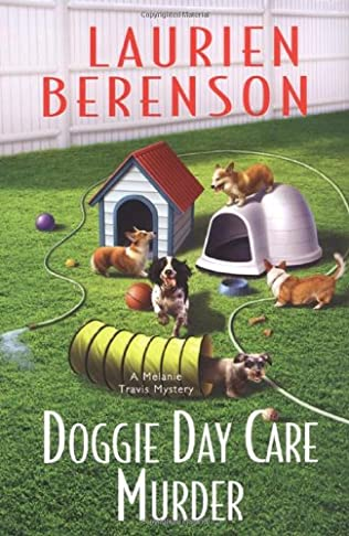 book cover of Doggie Day Care Murder