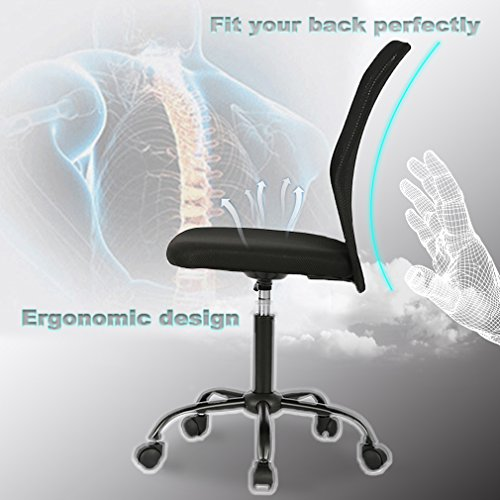 Ergonomic Office Chair Desk Chair Mesh image 3