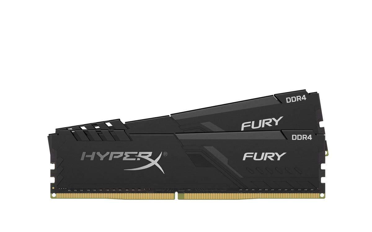 HyperX FURY HX426C16FB3K2/16 module de mémoire 16 Go DDR4 2666 MHz