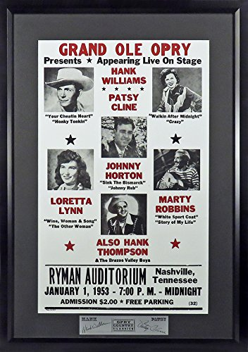 grand ol opry poster