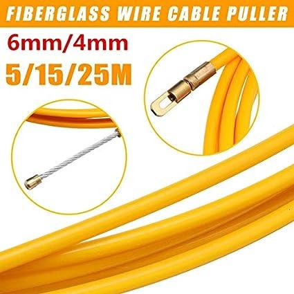 Amazon.com: Isali 5/10/20M - Cable de fibra de vidrio/nailon ...
