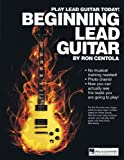 Beginning Lead Guitar, Ron Centola, 098482443X