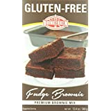DUINKERKEN FOODS Gluten Free Fudge Brownie Mix 380g
