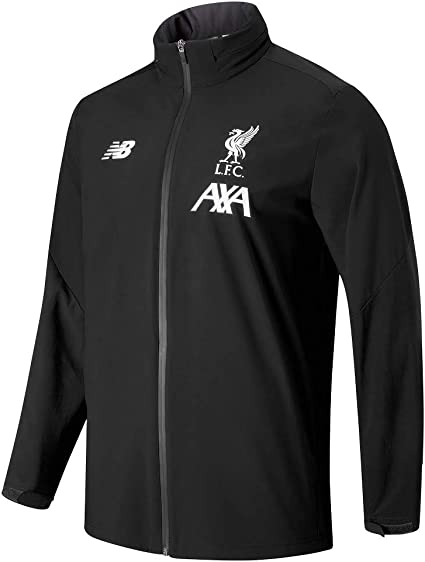 Liverpool FC Phantom Polyester Boys Football Training Travel Knit Jacket 2019//2020 LFC Official