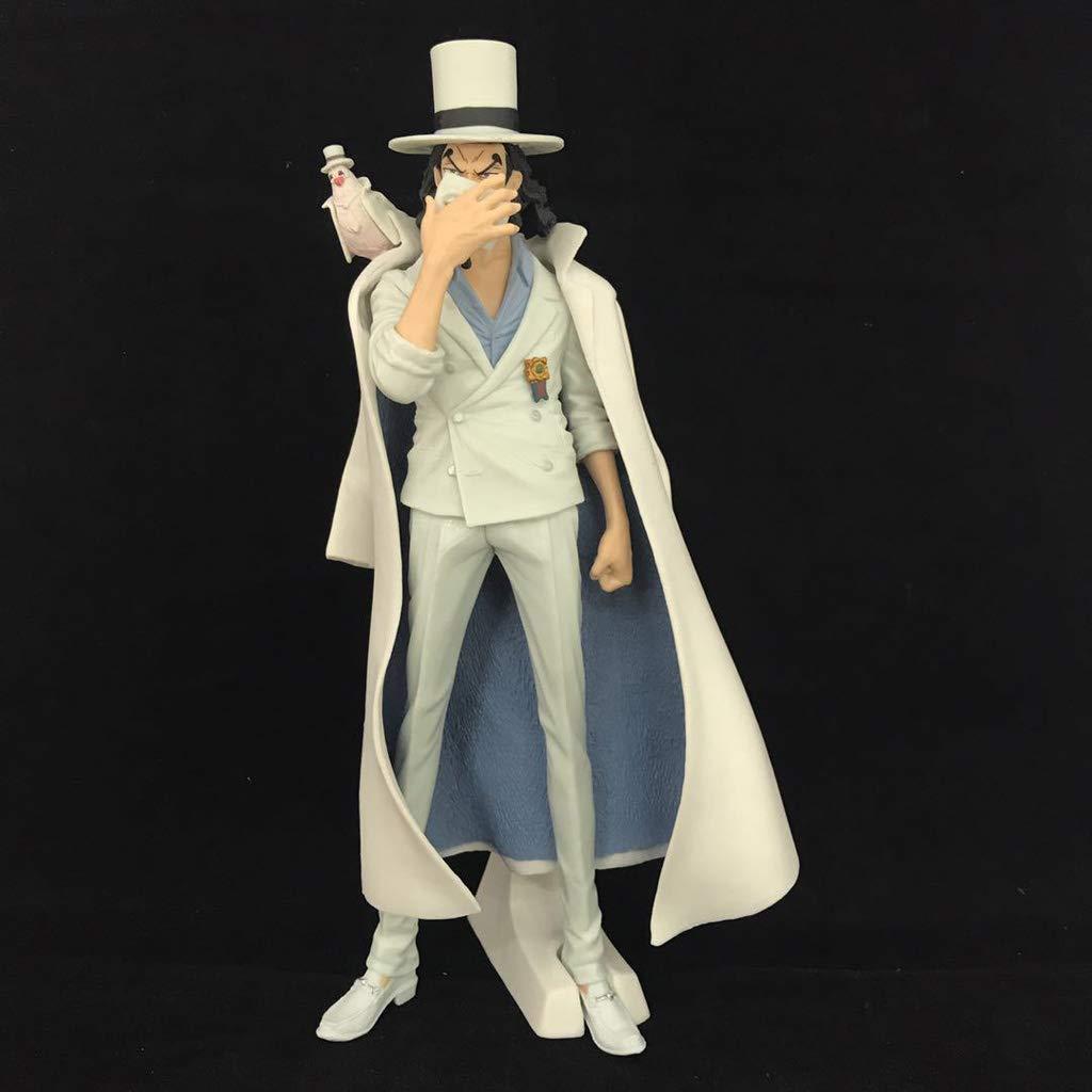 Disfruta de un 50% de descuento. blanco Figurita De De De Juguete Modelo De Juguete Anime Personaje uomoualidades Decoraciones Regalo De Cumpleaños 20CM DSJSP (Color   negro)  venta de ofertas