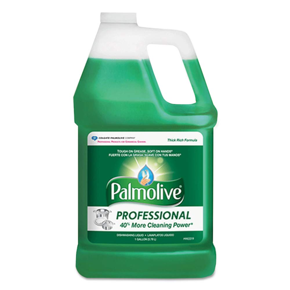 Palmolive Dishwashing Liquid, Original Scent, 128 Oz Bottle, Pack of 4 Bottles
