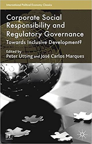 Corporate Social Responsibility and Regulatory Governance
