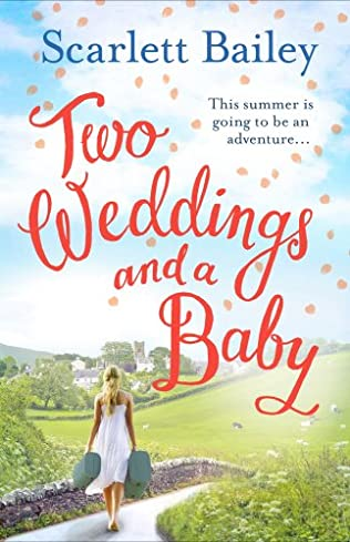 book cover of Two Weddings and a Baby