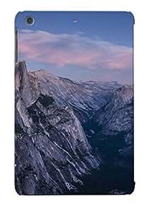 Fashionable Style Case Cover Skin Series For Ipad Mini/mini 2- Breathtaking Mountain Valley